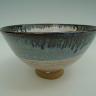 Hand thrown Stoneware Bowl