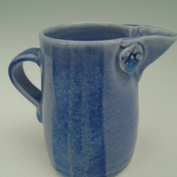 Blue Porcelain Jug