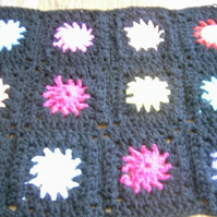 CROCHET BLANKET for Prem Baby or Doll  by nannycheryl original  ID 821 (A)
