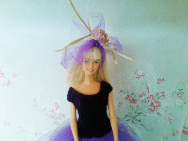 Handmade  Outfit for Barbie Dolls   (nannycheryloriginal) 896  box 28)