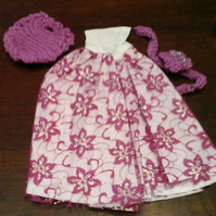 Handmade  Outfit for Barbie Dolls   (nannycheryloriginal) 1045 cjh S30
