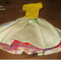 Handmade  Outfit for Barbie Dolls   (nannycheryloriginal) 1329 cjh S20