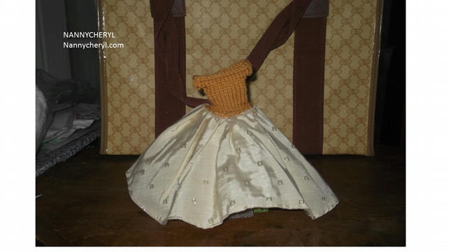 Handmade clothes for Barbie doll 1007 (box 33)