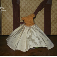 Handmade  Outfit for Barbie Dolls   (nannycheryloriginal) 1328  (box 31)