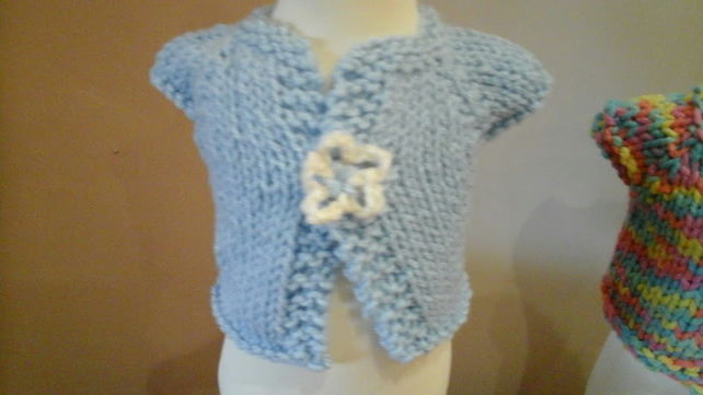 HANDMADE Knitted Cardigans by nanny cheryl originals 1019 cjh20