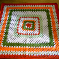 Crochet Blanket  BY nannycheryl original  810  cjh10 S3