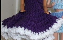 HANDMADE CLOTHES FOR BARBIE OR SIMILAR DOLLS
