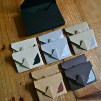 Mini Origami Envelope Box Set 10