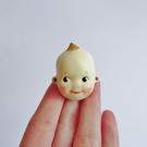 Kewpie Doll Brooch - Dottie Dollie Cutie Pin