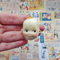 Kewpie Doll Pin Brooch - Dottie Dollie's Cutie