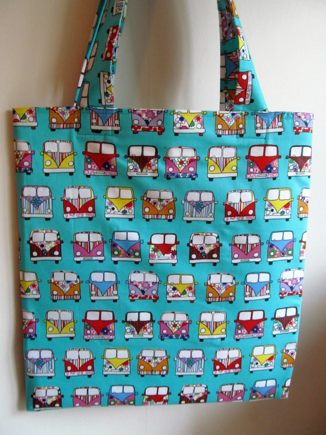 Campervan Tote Bag