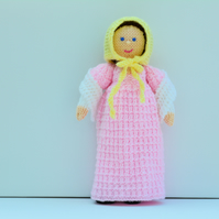 A Georgian Doll 1808 - Knitting Pattern - PDF E-mail
