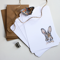 Letter Writing Set - Animal Friends