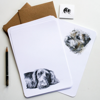 Letter Writing Set - Dogs