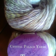 50g CRYSTAL PALACE YARNS TAOS Aran pure wool