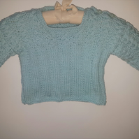 Childs Aran Jumper