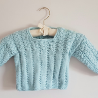Child's Aran Jumper