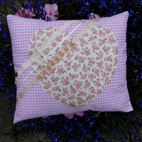 Pretty Butterfly Accent Cushion