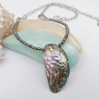 Abalone Feature Pendant
