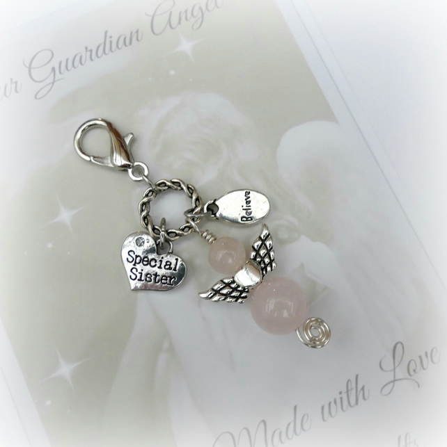 Guardian Angel Sister Gift