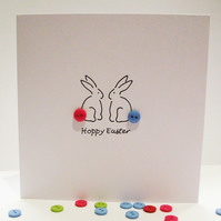 Hoppy Easter - Easter Card