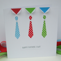 Father's Day Card, Fathers Day Card