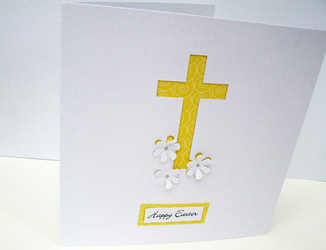 Easter Card - Religious Easter Card