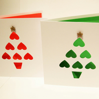 Christmas Cards - Set of 2