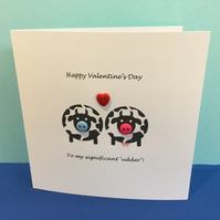 Funny Valentine's Day Card