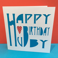 Birthday Card for a Husband
