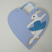 Bunny Name Plaque