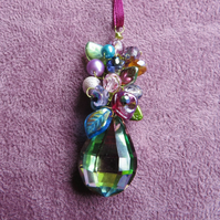 Rainbow suncatcher, Hanging Decoration