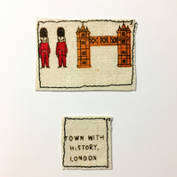 Mini card of London