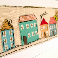 Applique Houses