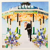 Special Commission - Wedding Brighton Bandstand