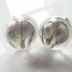 Mens Silver Cufflinks with Scottish Thistle - SCOTTISH THISTLE