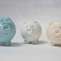 65 piggy banks - CUSTOM ORDER FOR MYEGGNEST.COM