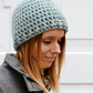 24 Colours , Womens Super Chunky Crochet Beanie Hat