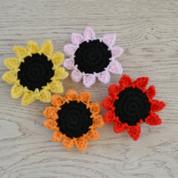 1 Kittens Cat Sunflower Catnip Toy