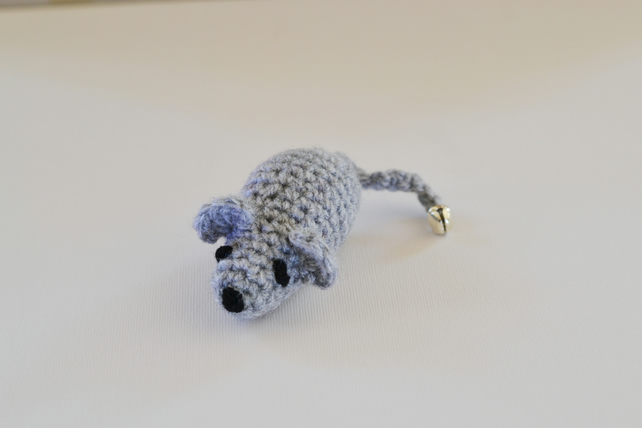 Crochet Mouse, New Cats Gift, Cats Mouse