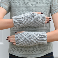 23 Colours , Womens Super Chunky Gloves