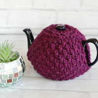 24 Colours Super Chunky Knitted 4-6 Cup  Tea Cosy Cover