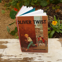 Oliver Twist Artists' Journal (sketchbook)