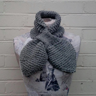Big Betty Scarf - Smoke
