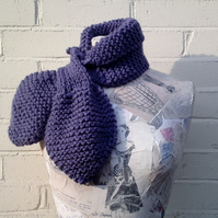 Big Betty Scarf - Lilac