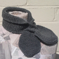 Betty Scarflette - Medium Grey