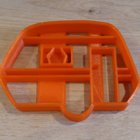 Caravan Cookie or Fondant Cutter