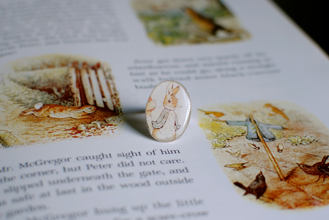 Peter Rabbit Ring