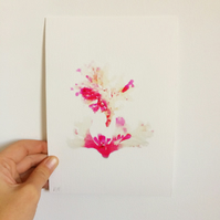 Pressed Seaweed No:6 Giclee Art Print
