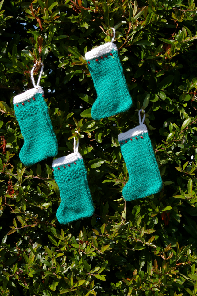 Christmas Stocking Decorations